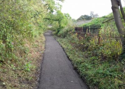 Yarrow Valley Country Park, Chorley – Footpath Works