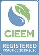 CIEEM Registered Practice logo for CCNW conservation