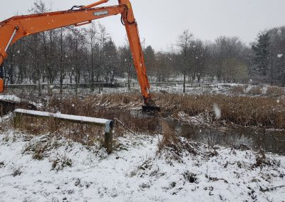 Yarrow Valley Country Park, Chorley – Habitat Improvements