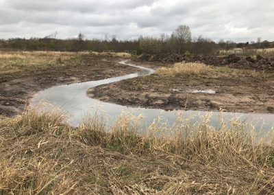 Bickershaw Country Park, Wigan – Wetland Enhancement Works