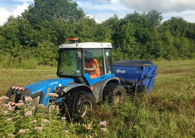 Grass Restoration Nob End, Bolton – Re-instatement