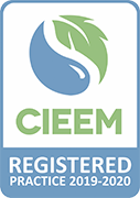 CIEEM Registered Practice logo for CCNW conservation